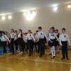 Смотр строя и песни, посвященное 75-годовщине Победы в ВОВ
